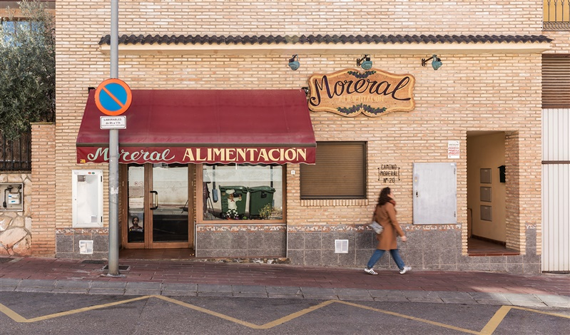 Moreral Alimentación La Puebla de Alfindén